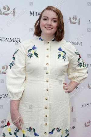 Stock Photo of Shannon Purser