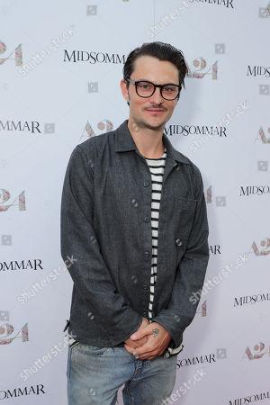 Editorial image of A24 'Midsommar' special film screening, Los Angeles, USA - 24 Jun 2019