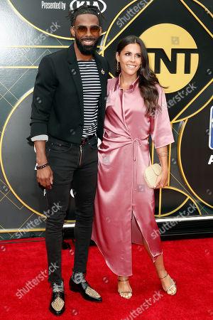 Editorial photo of 2019 NBA Awards - Arrivals, Santa Monica, USA - 24 Jun 2019