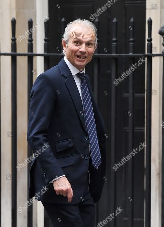 David Lidington, Minister for the Cabinet Office, arrives at No.10 Downing Street