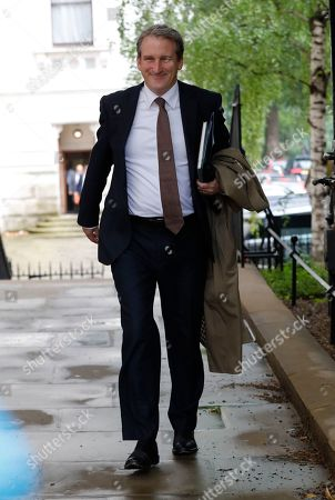 Damian Hinds, Secretary of State for Education in Downing Street