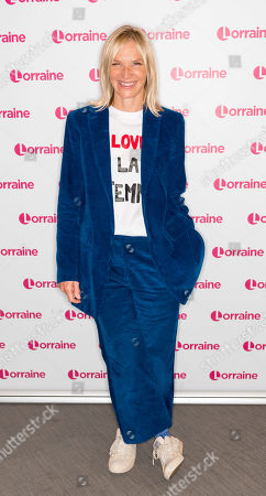 Editorial image of 'Lorraine' TV show, London, UK - 25 Jun 2019