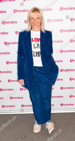 Editorial picture of 'Lorraine' TV show, London, UK - 25 Jun 2019