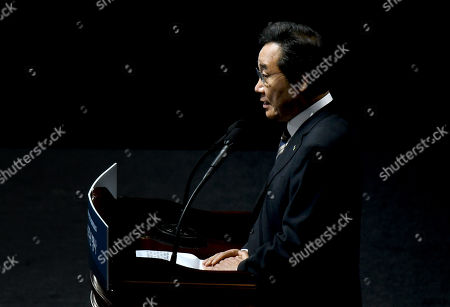 Stock Picture of South Korea's prime minister Lee Nak-yeon