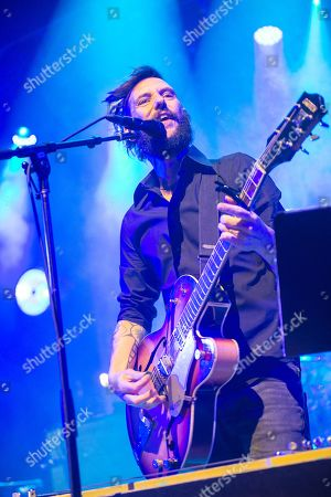 Editorial picture of Band of Horses in concert, O2 Forum Kentish Town, London, UK - 21 Jun 2019