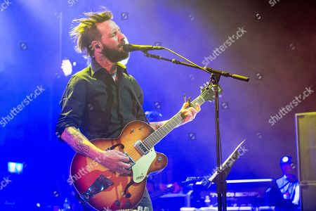 Stock Image of Band of Horses - Ben Bridwell
