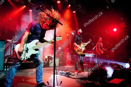 Band of Horses - Matt Gentling, Creighton Barrett, Ben Bridwell, Ian MacDougall