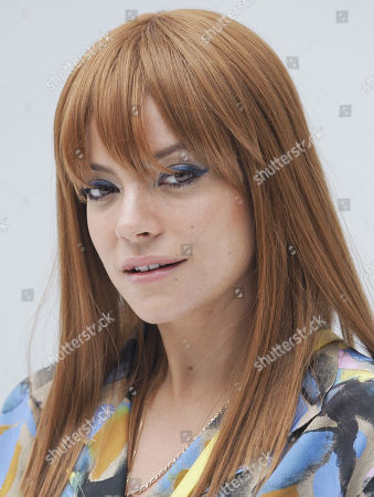Stock Picture of Lily Allen
