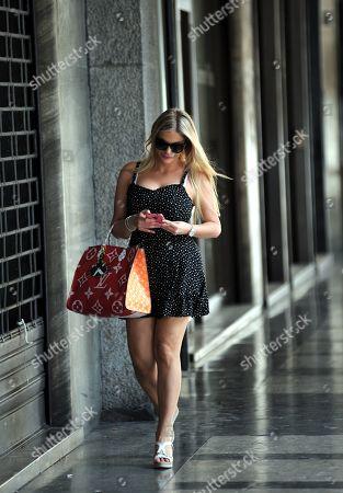 Stock Image of Francesca Cipriani