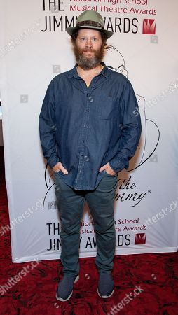 Editorial photo of 'Jimmy Awards', Arrivals, New York, USA - 24 Jun 2019