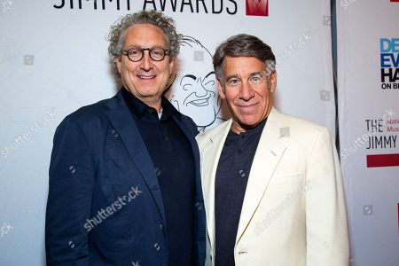 Bernard Telsey and Stephen Schwartz