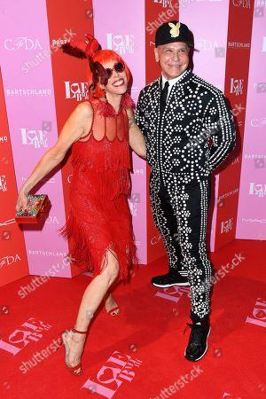 Linda Fargo and Devin Bruce