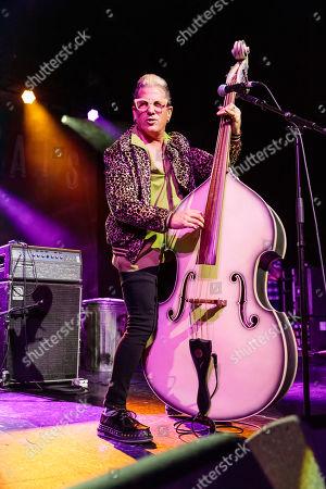 The Stray Cats - Lee Rocker