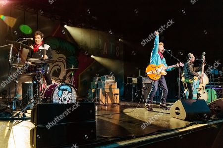 The Stray Cats - Slim Jim Phantom, Brian Setzer and Lee Rocker