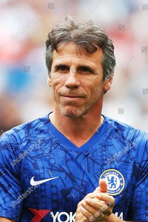Stock Photo of Gianfranco Zola