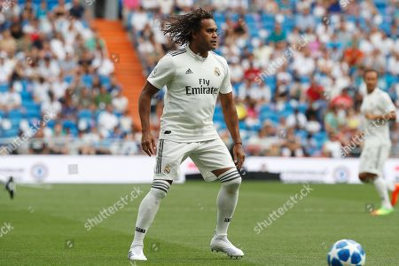 Editorial picture of Real Madrid v Chelsea, Corazon Classic match, football, Santiago Bernabeu Stadium, Madrid, Spain - 23 Jun 2019