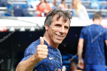 Stock Image of Gianfranco Zola