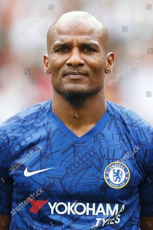 Stock Picture of Florent Malouda