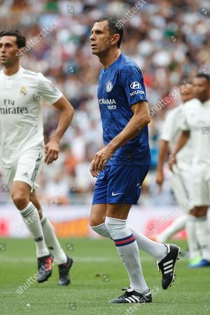 Editorial picture of Real Madrid v Chelsea, Corazon Classic match, football, Santiago Bernabeu Stadium, Madrid, Spain - 23 Jun 2019