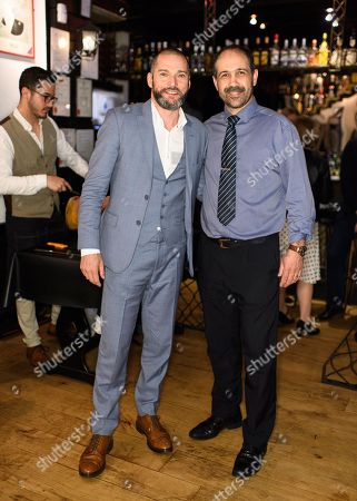 Fred Sirieix and Jose Rodriguez