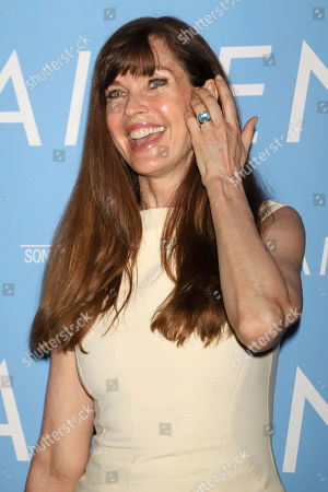 """Carol Alt attends the premiere of Sony Pictures Classics' """"Maiden"""" at Landmark 57, in New York"""