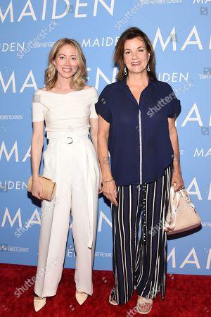 Editorial picture of 'MAIDEN' premiere, New York, USA - 25 Jun 2019