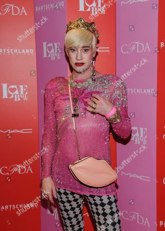 Richie Rich attends the Love Ball III HIV/AIDS benefit, hosted by The Council of Fashion Designers of America (CFDA) and Susanne Bartsch, at Gotham Hall, in New York