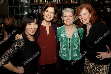 """Editorial photo of New York Premiere of Sony Pictures Classics Documentary """"MAIDEN"""" - After Party held at Ousia Restaurant, New York, USA - 25 Jun 2019"""