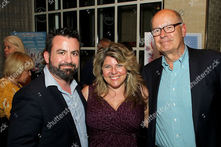 Brian O'Shea, Naomi Wolf, Harry Smith