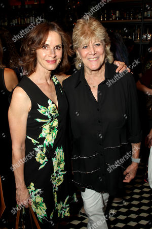 "Editorial image of New York Premiere of Sony Pictures Classics Documentary ""MAIDEN"" - After Party held at Ousia Restaurant, New York, USA - 25 Jun 2019"