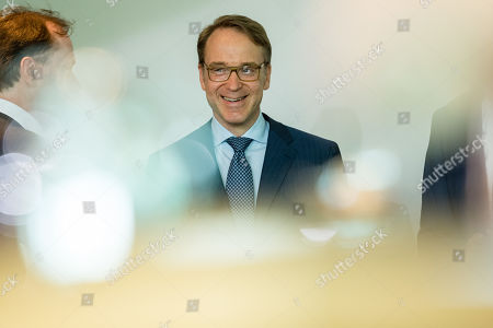 German Bundesbank President Jens Weidmann during a cabinet meeting at the Chancellery in Berlin, Germany, 26 June 2019.