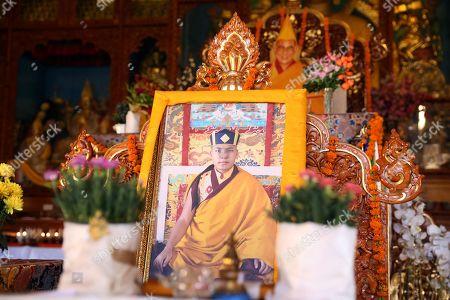Editorial photo of Seventeenth Gyalwa Karmapa, Ogyen Trinley Dorje's 34th birthday in Dharamsala, India - 26 Jun 2019
