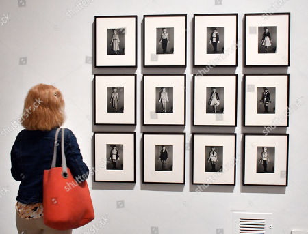 Cindy Sherman, Untitled (Line-Up), 1977 / 2011
