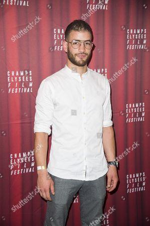 Editorial photo of 8th Champs Elysees Film Festival, closing ceremony, Paris, France - 25 Jun 2019