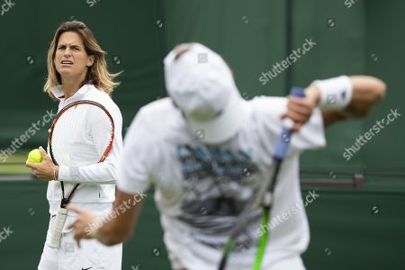 Editorial photo of Wimbledon Championships, London, United Kingdom - 26 Jun 2019
