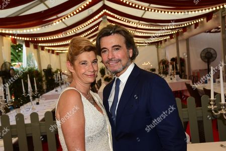 Editorial picture of 'Children For Peace' Gala dinner, Paris, France - 25 Jun 2019