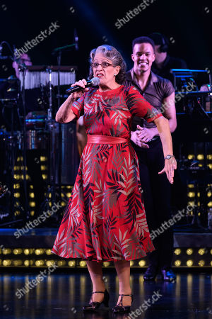 Editorial image of 'On Your Feet! The Story of Emilio and Gloria Estefan', London Coliseum, London, UK - 26 Jun 2019