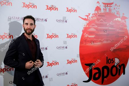 Stock Photo of Dani Rovira poses for the photographers during a photocall for the movie 'Los Japon' (Japan) in Madrid, Spain, 26 June 2019.