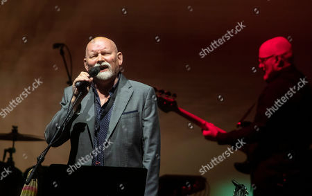 Editorial image of Dead Can Dance in concert, Budapest, Hungary - 26 Jun 2019