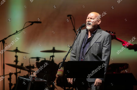 Editorial photo of Dead Can Dance in concert, Budapest, Hungary - 26 Jun 2019