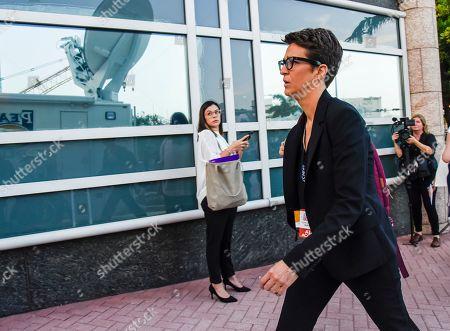 Stock Photo of Rachel Maddow