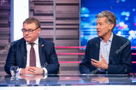 Mark Francois and Ben Bradshaw