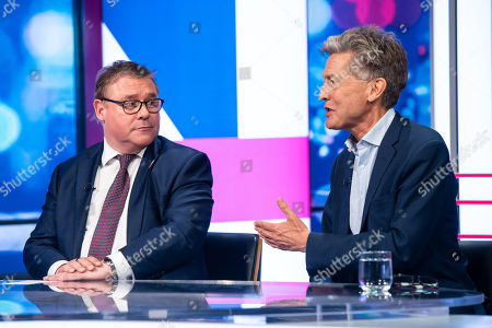 Editorial image of 'Peston' TV Show, Series 2, Episode 23, London, UK - 26 Jun 2019