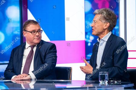 Editorial picture of 'Peston' TV Show, Series 2, Episode 23, London, UK - 26 Jun 2019