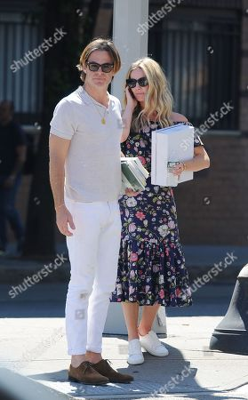 Chris Pine and Annabelle Wallis
