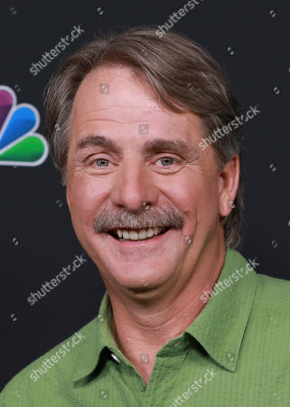 """Jeff Foxworthy attends the """"Bring the Funny"""" premiere event at Rockwell Table and Stage, in Los Angeles"""