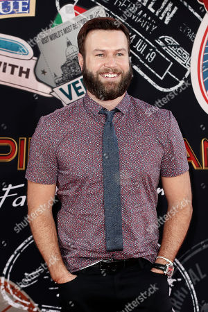 Taran Killam poses for photos on the red carpet prior to the premiere of 'Spider-Man: Far From Home' at the TLC Chinese Theater in Hollywood, California, USA, 26 June 2019. The movie will hit the theaters in the US on 02 June.