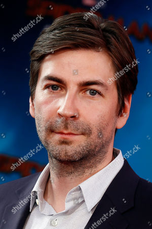 Jon Watts poses for photos on the red carpet prior to the premiere of 'Spider-Man: Far From Home' at the TLC Chinese Theater in Hollywood, California, USA, 26 June 2019. The movie will hit the theaters in the US on 02 June.