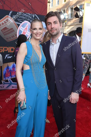 Sharon Blynn and Jon Watts, Writer/Director,