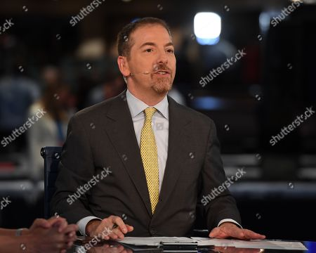 Stock Image of Chuck Todd
